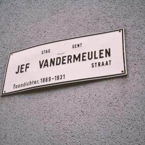 Jef Vandermeulenstraat